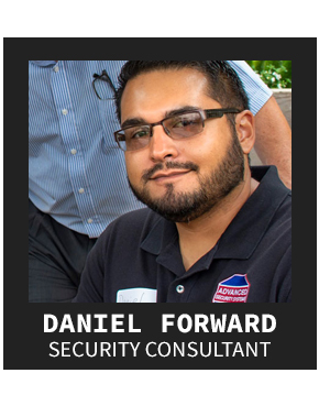 Daniel Forward