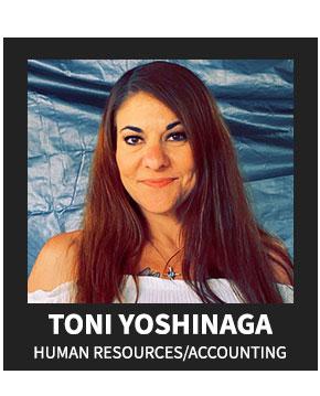 Toni Yoshinaga